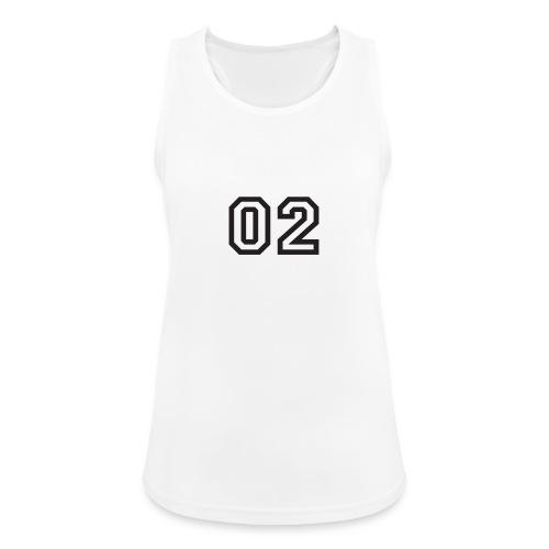 Praterhood Sportbekleidung - Frauen Tank Top atmungsaktiv