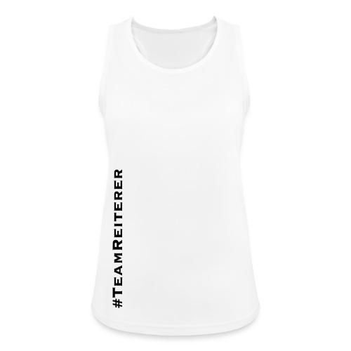 Athletics Reiterer - Frauen Tank Top atmungsaktiv