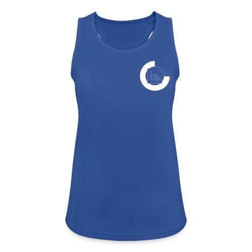 CvL Logo - Vrouwen tanktop ademend actief