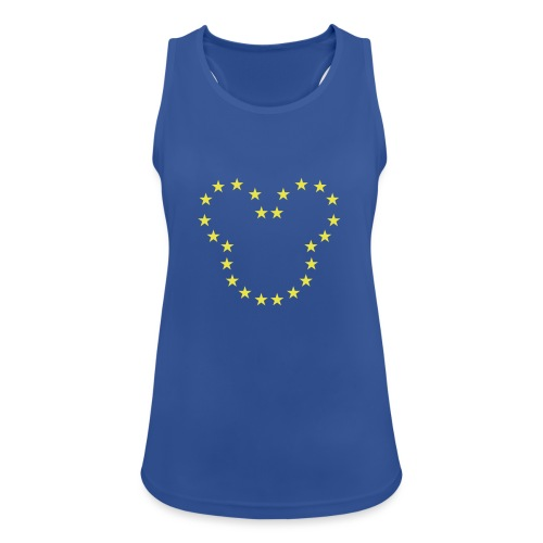 The European Kingdom™ - Women's Breathable Tank Top
