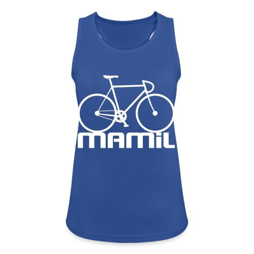 MAMiL Water bottle - Women's Breathable Tank Top