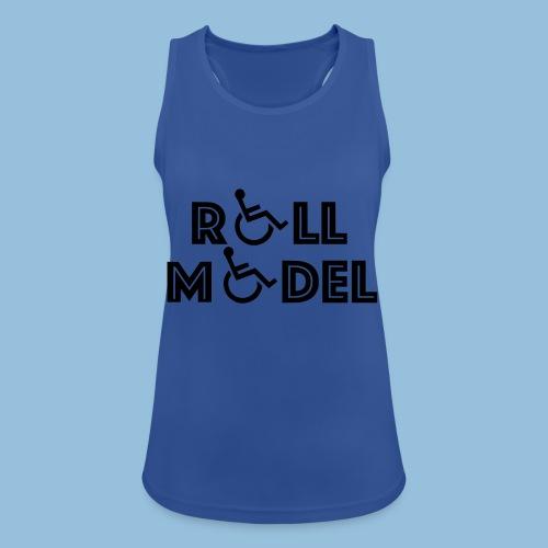 RollModel - Vrouwen tanktop ademend