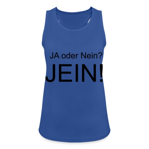 JEIN! - Frauen Tank Top atmungsaktiv