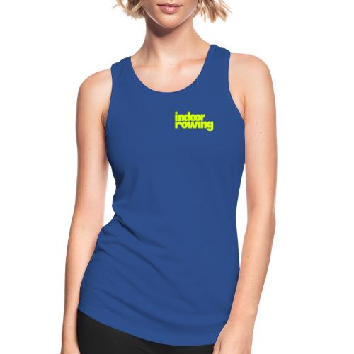 indoor rowing - Women's Breathable Tank Top