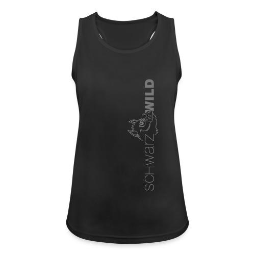 Schwarzwild Logo Textildr - Frauen Tank Top atmungsaktiv