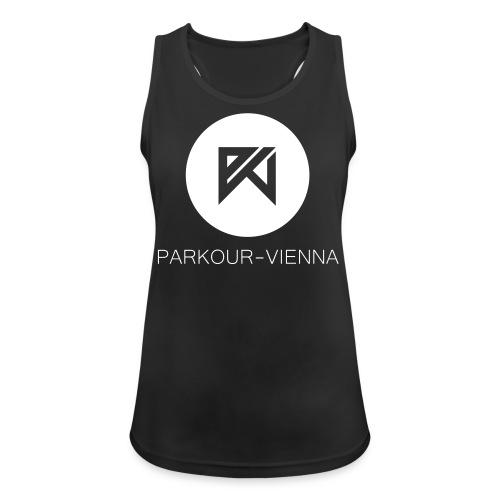 PKV Logo toktok Inverse - Frauen Tank Top atmungsaktiv