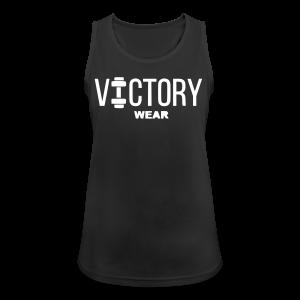 VICTORY LOGO BIG - Vrouwen tanktop ademend