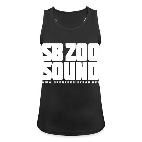 SB ZOO Blockbuster - Frauen Tank Top atmungsaktiv