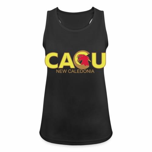 Cagu New Caldeonia - Débardeur respirant Femme