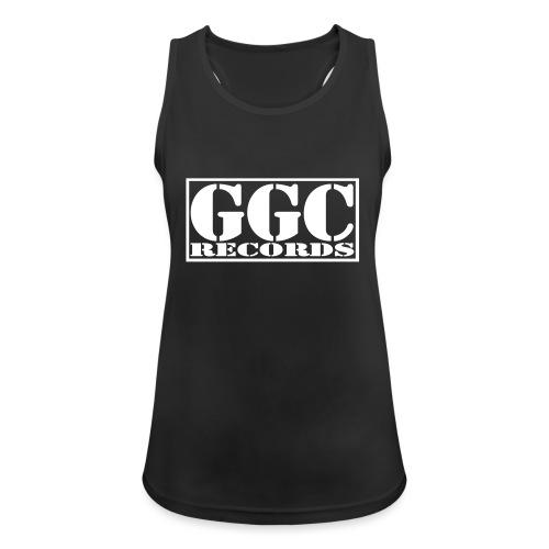 GGC-Records Label-Stempel - Frauen Tank Top atmungsaktiv