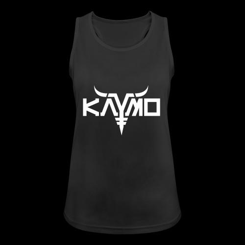 KayMo Logo - Pustende singlet for kvinner