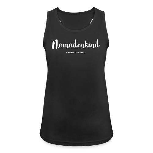 Nomadenkind by Solonomade - Frauen Tank Top atmungsaktiv