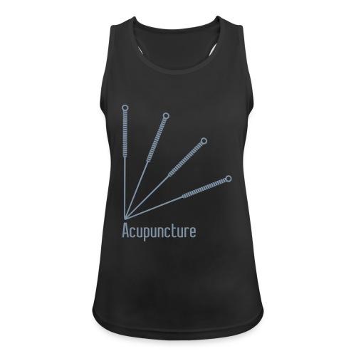 Acupuncture Eventail vect - Débardeur respirant Femme