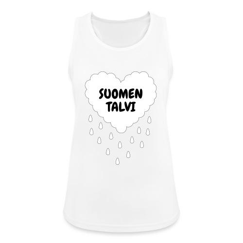 Suomen talvi - Naisten tekninen tankkitoppi