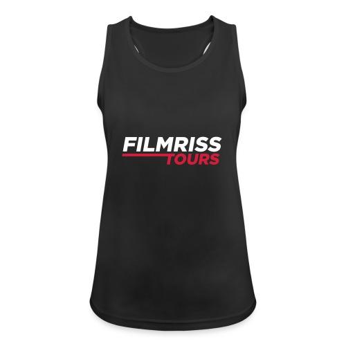 FILMRISS TOURS – lustiges Shirt für Partys, JGA - Frauen Tank Top atmungsaktiv