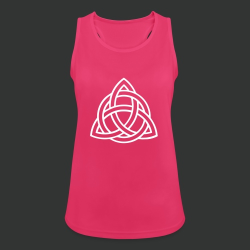 Celtic Knot — Celtic Circle - Women's Breathable Tank Top