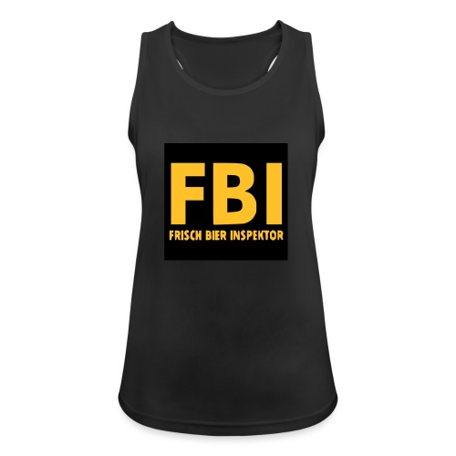 FBI - Frauen Tank Top atmungsaktiv