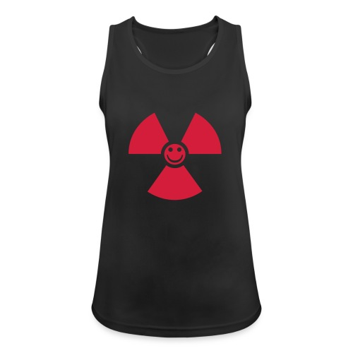 Atom! - Andningsaktiv tanktopp dam