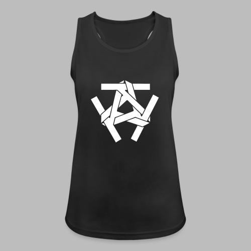 KKK-Logo-vektor - Frauen Tank Top atmungsaktiv