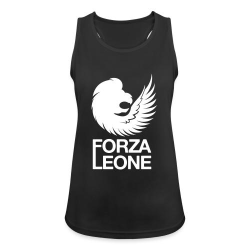 Logo website Forza Leone - Vrouwen tanktop ademend actief