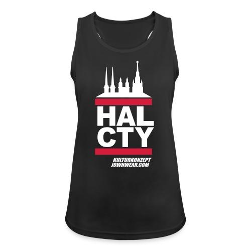 HAL.CTY by JOWHWEAR.COM - Frauen Tank Top atmungsaktiv