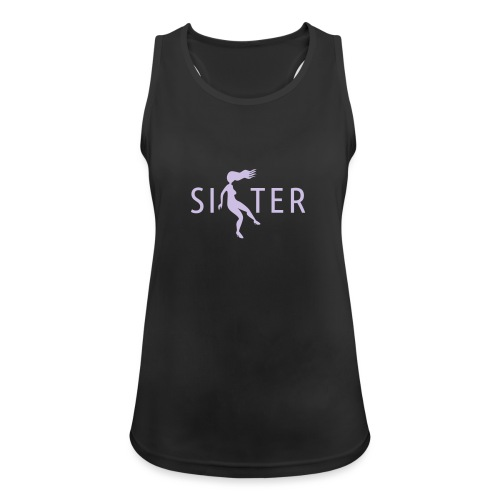 Sister - Women's Breathable Tank Top