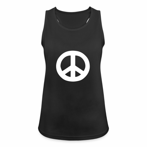 Peace - Women's Breathable Tank Top