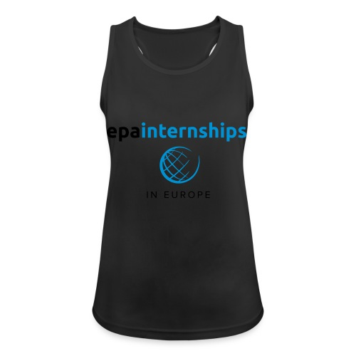 EPA Shirt Black - Women's Breathable Tank Top
