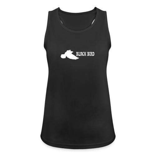 BLACK BIRD - Frauen Tank Top atmungsaktiv
