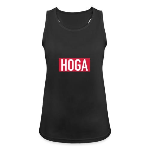 HOGAREDBOX - Pustende singlet for kvinner
