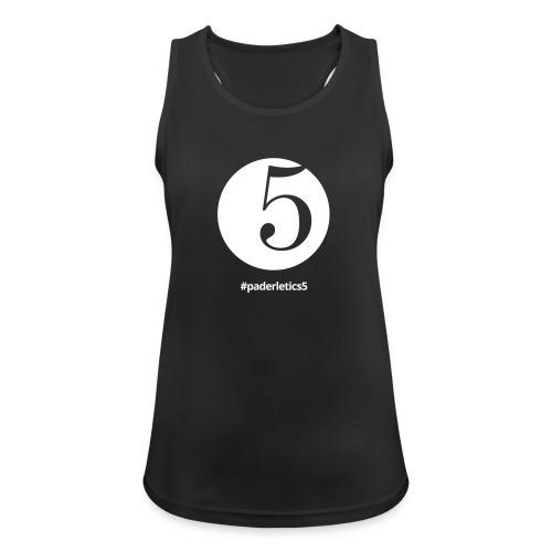 #paderletics5 - Frauen Tank Top atmungsaktiv