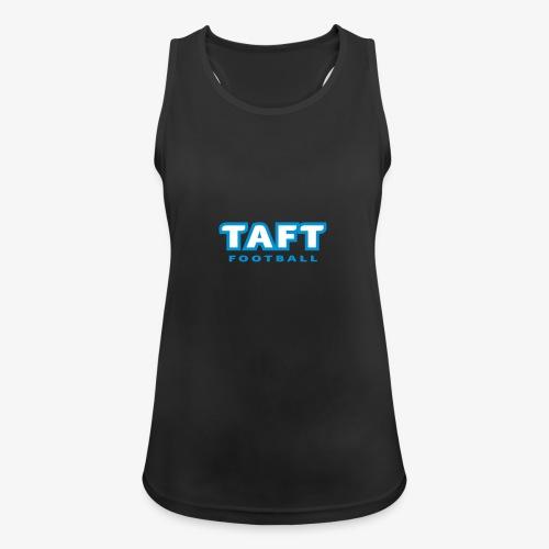 4769739 124019410 TAFT Football orig - Naisten tekninen tankkitoppi