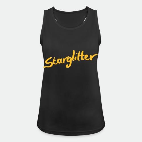 Starglitter - Lettering - Women's Breathable Tank Top