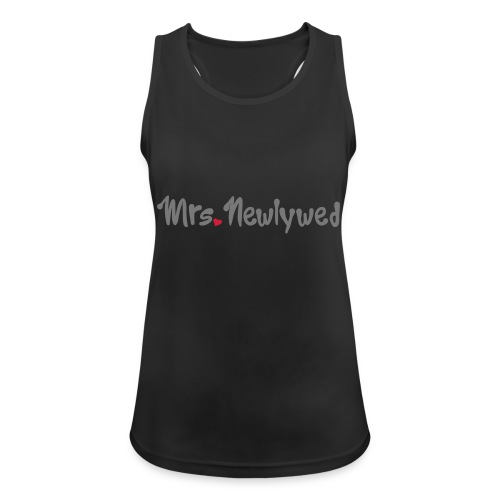 Mrs Newlywed - Women's Breathable Tank Top