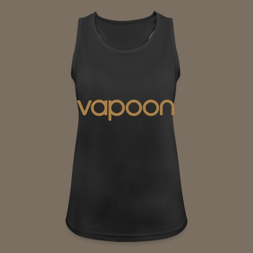 Vapoon Logo simpel 01 - Frauen Tank Top atmungsaktiv