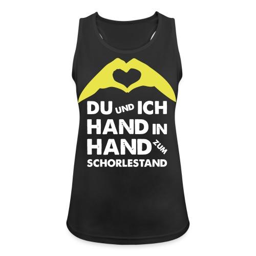 Hand in Hand zum Schorlestand / Gruppenshirt - Frauen Tank Top atmungsaktiv