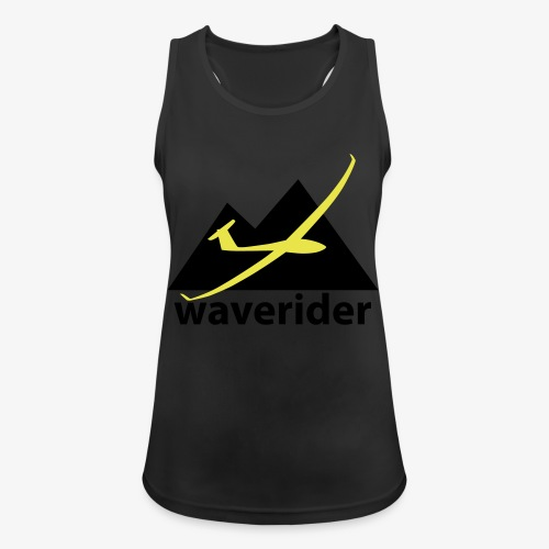 soaring-tv: waverider - Frauen Tank Top atmungsaktiv