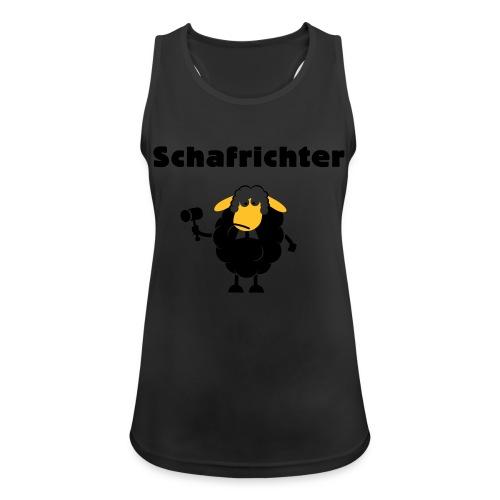 Schafrichter (Richter) - Frauen Tank Top atmungsaktiv