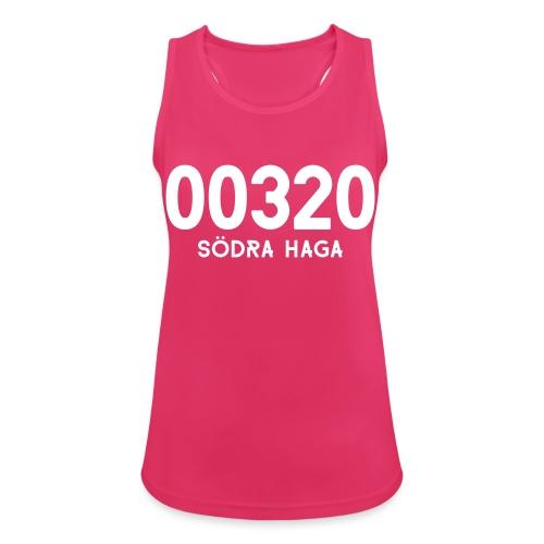 00320 SODRAHAGA - Naisten tekninen tankkitoppi