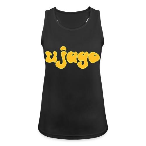 ujago gelb - Frauen Tank Top atmungsaktiv