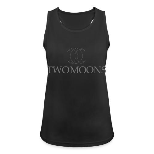 TWO MOONS - Top da donna traspirante