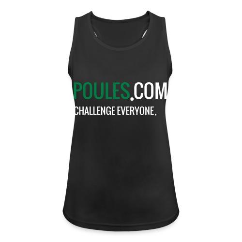 Challenge Everyone - Vrouwen tanktop ademend actief