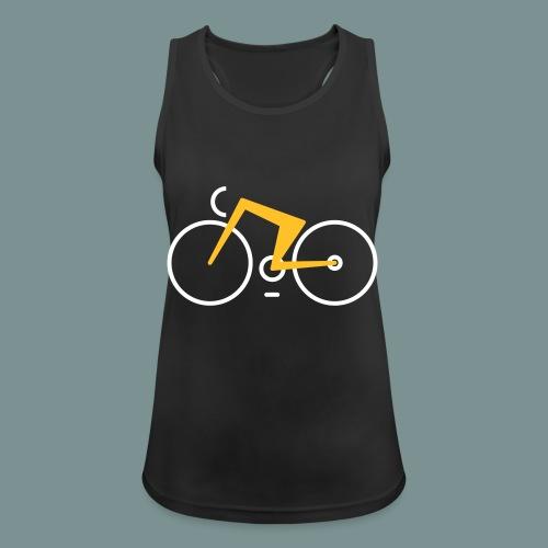 Bikes against cancer - Dame tanktop åndbar