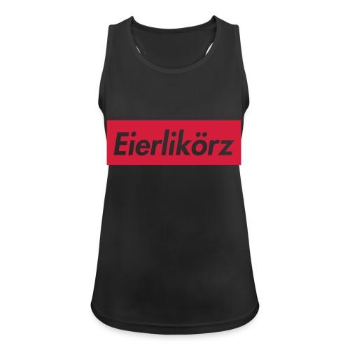 Eierlikörz SSFW 2017 Shirt - Frauen Tank Top atmungsaktiv