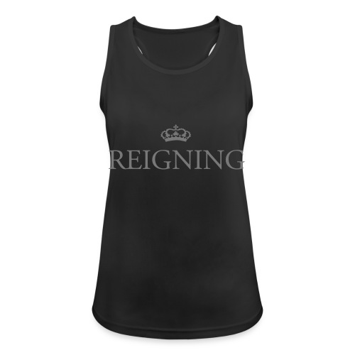 Gin O'Clock Reigning - Women's Breathable Tank Top