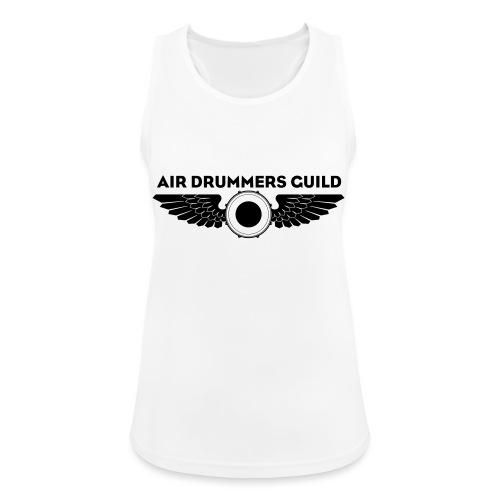 ADG Drum'n'Wings Emblem - Women's Breathable Tank Top