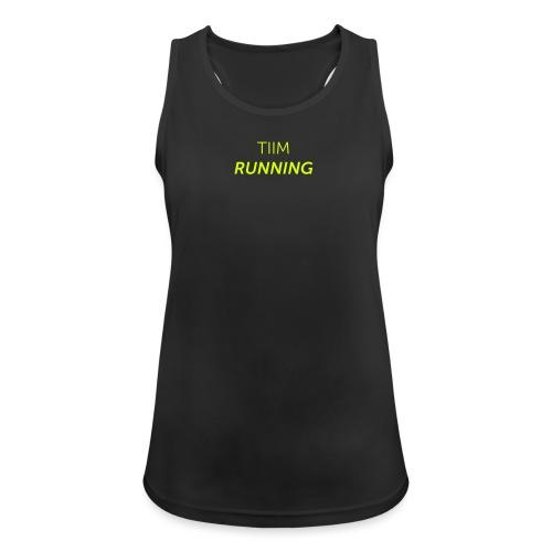 tiim_icon05-eps - Vrouwen tanktop ademend actief