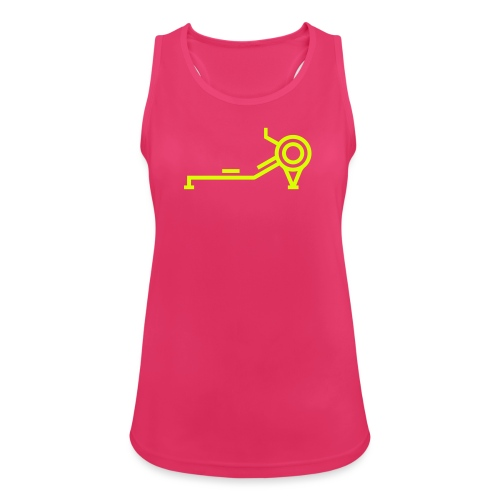 indoor rowing - Women's Breathable Tank Top