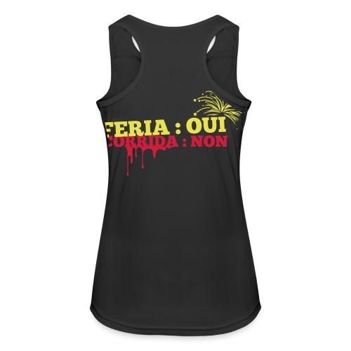 feria - Débardeur respirant Femme