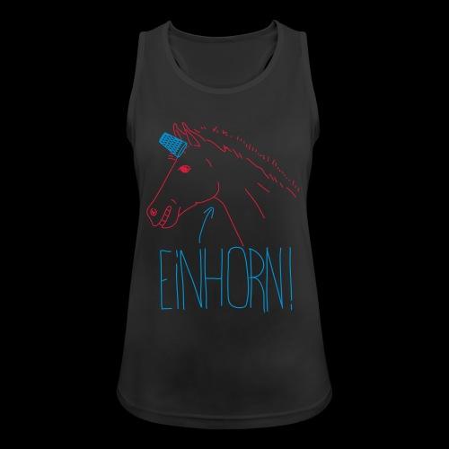 Einhorn - Frauen Tank Top atmungsaktiv